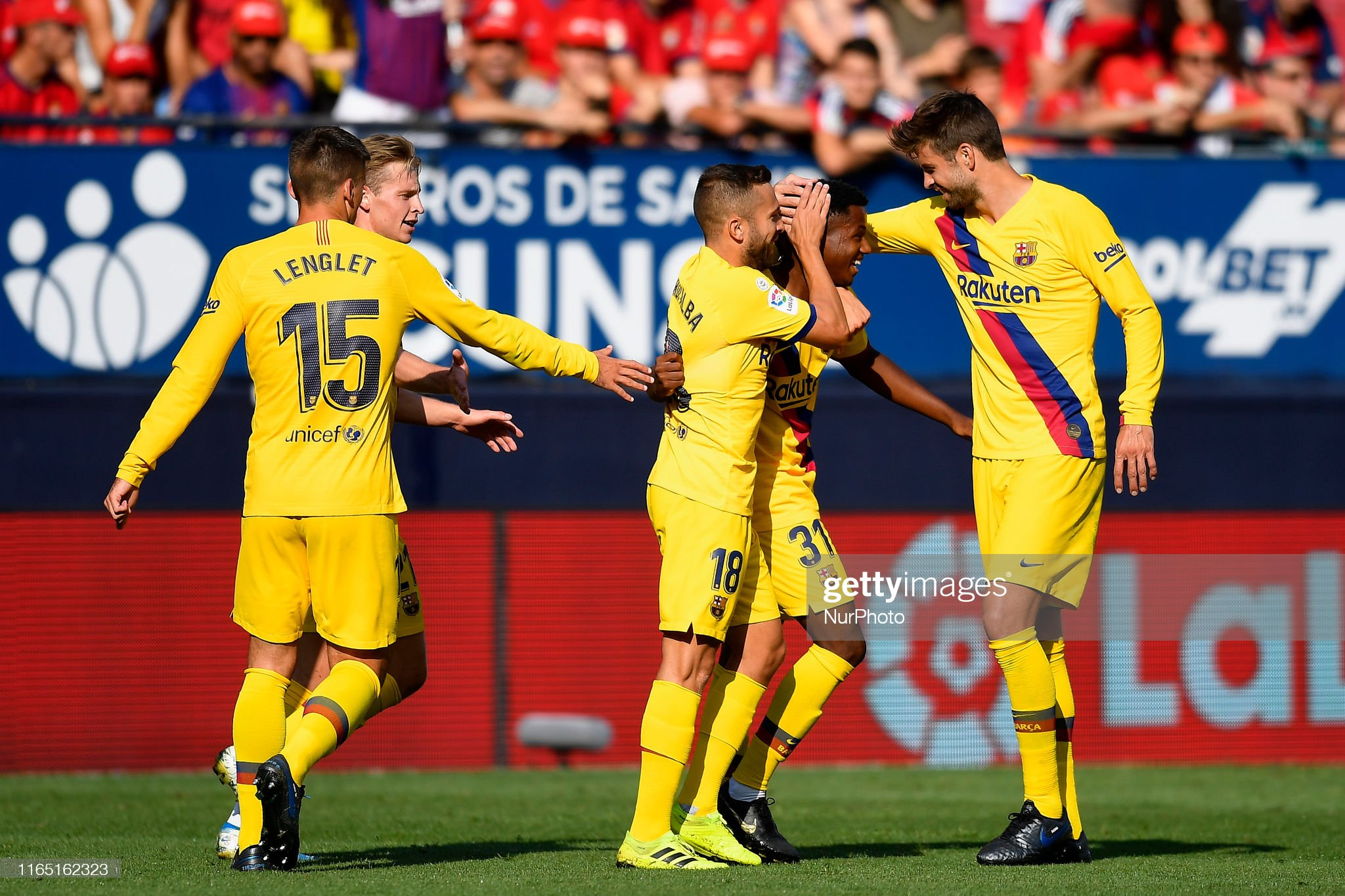 صور مباراة : أوساسونا - برشلونة 2-2 ( 31-08-2019 )  Ansu-fati-of-barcelona-celebrates-after-scoring-his-sides-first-goal-picture-id1165162323?s=2048x2048