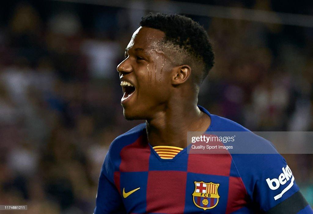 FC Barcelona v Valencia CF  - La Liga : ニュース写真