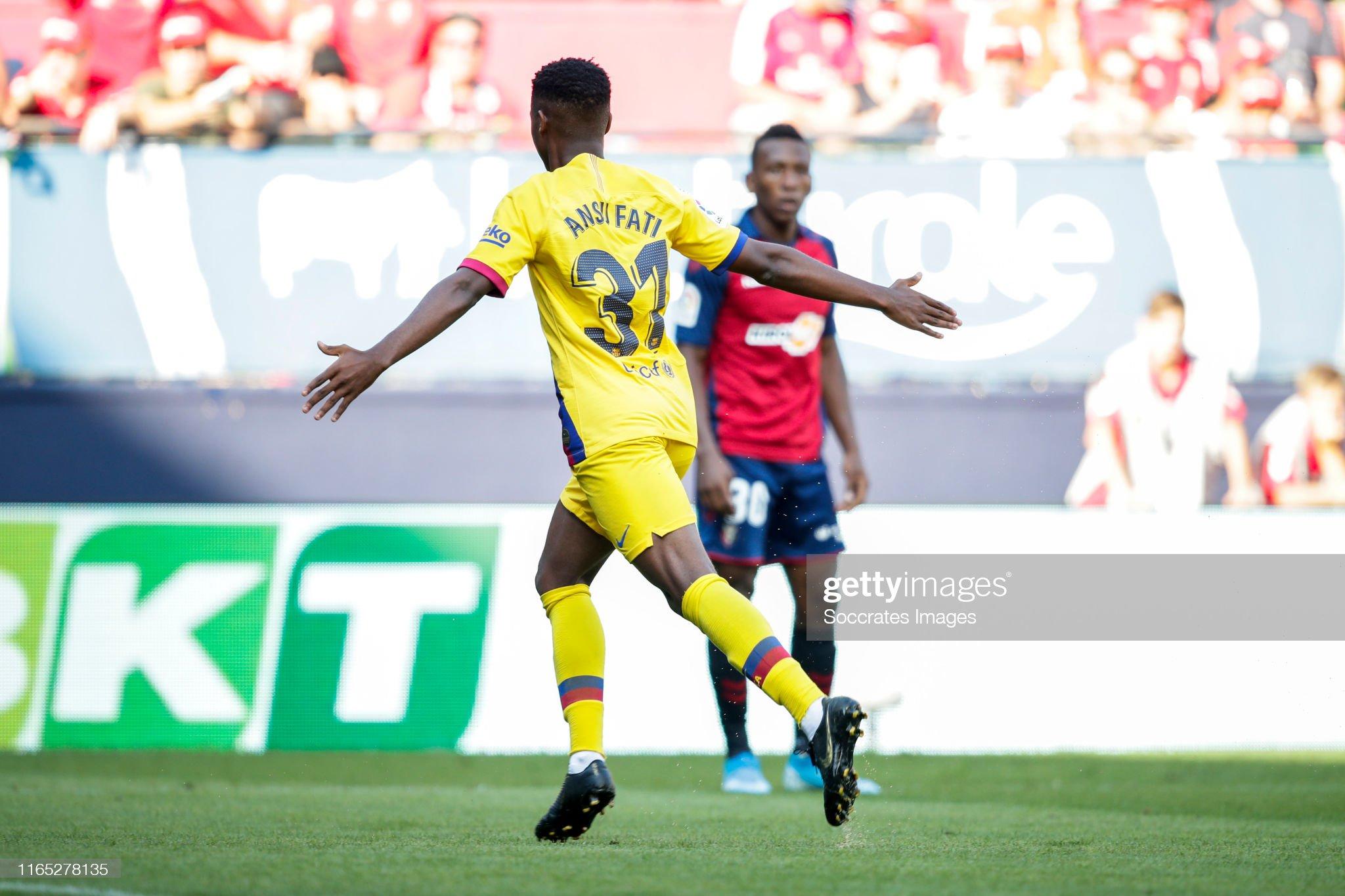 صور مباراة : أوساسونا - برشلونة 2-2 ( 31-08-2019 )  Ansu-fati-of-fc-barcelona-celebrates-goal-11-during-the-la-liga-v-picture-id1165278135?s=2048x2048