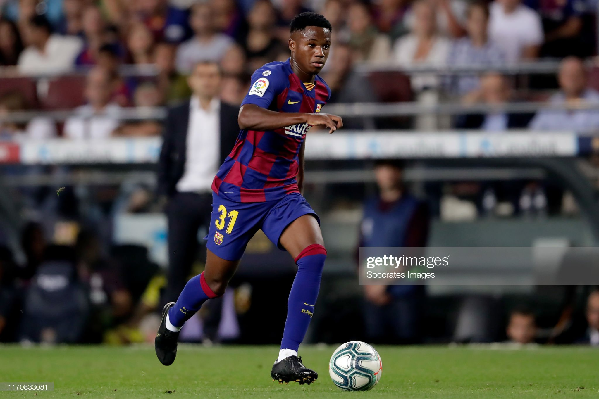 صور مباراة : برشلونة - فياريال 2-1 ( 24-09-2019 )  Ansu-fati-of-fc-barcelona-during-the-la-liga-santander-match-between-picture-id1170833081?s=2048x2048