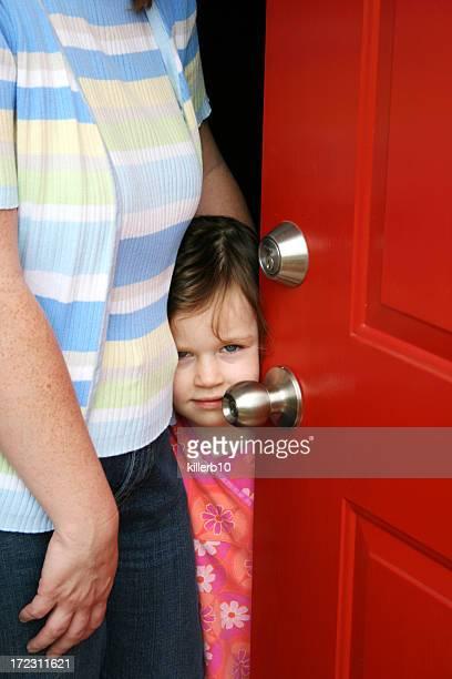 Answering the Door