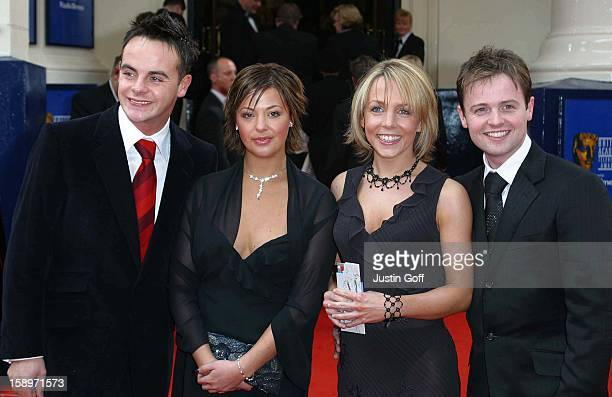 Ant Dec Attend The Bafta Television Awards In London