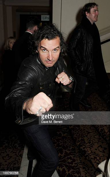 Ant Genn attends an after party following the press night performance of 'Uncle Vanya' at The Charing Cross Hotel on November 2 2012 in London England