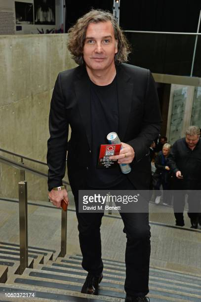 Ant Genn attends the Q Awards 2018 at The Roundhouse on October 17 2018 in London England