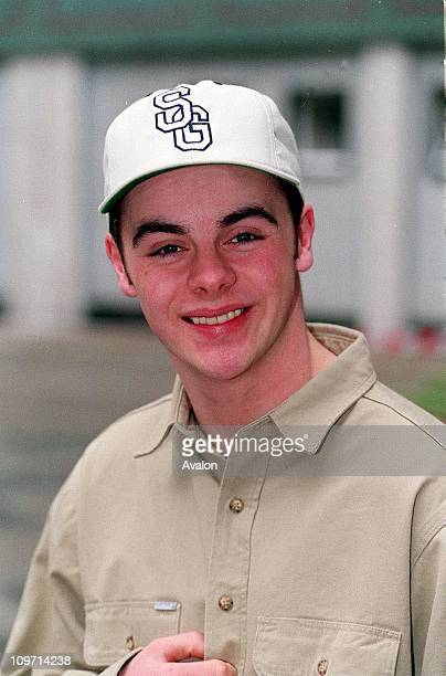 Ant Mcpartlin One half of British Pop Duo PJ and Duncan' Presenter of the BBC TVChildren's entertainment series 'The Ant and Dec Show'