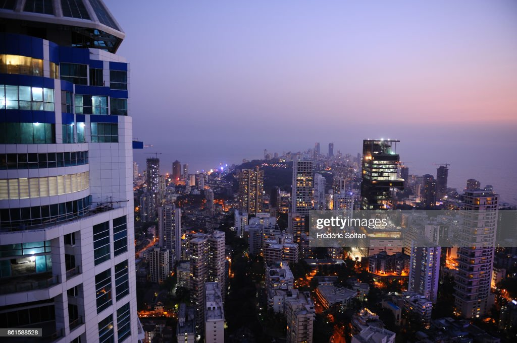 Antalia building in Mumbai, the most expensive house in the world