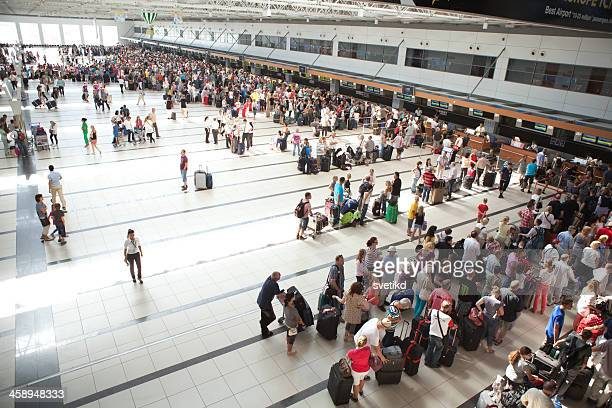 antalya airport. - antalya province stock pictures, royalty-free photos & images
