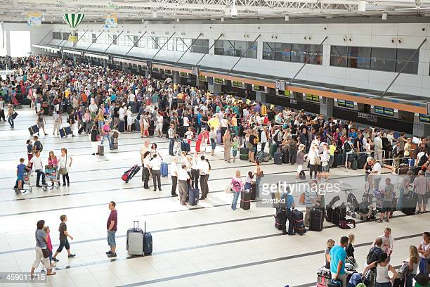 Antalya Flughafen.