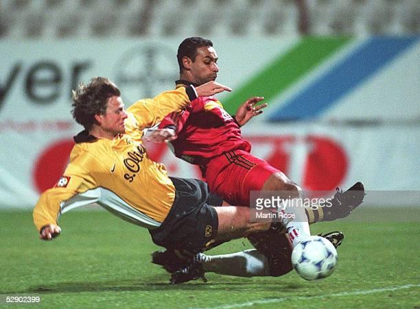 Antalya/TUR; TSV BAYER O4 LEVERKUSEN - BORUSSIA DORTMUND 4:0; Christian WOERNS/DORTMUND, EMERSON/LEVERKUSEN