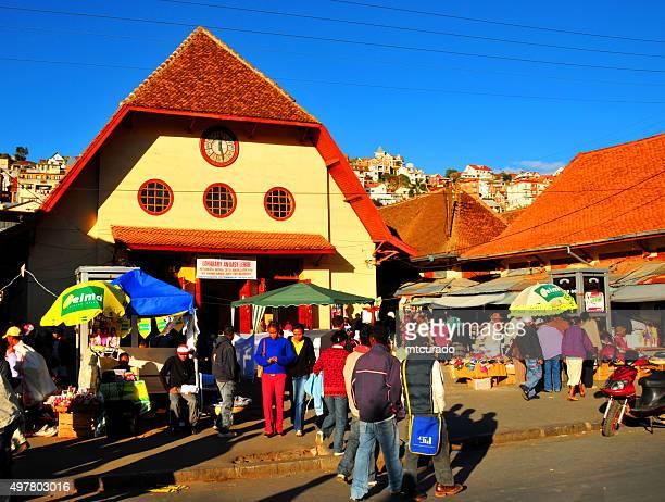 Antananarivo, Madagascar: Marché Analakely Zoma square
