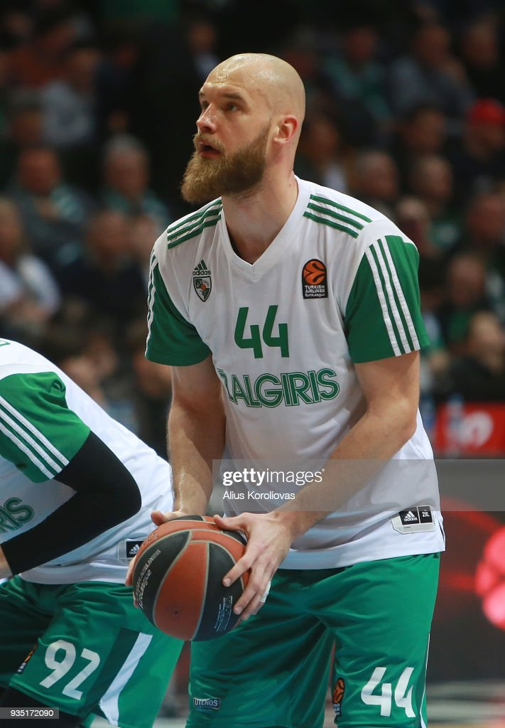 Zalgiris Kaunas v AX Armani Exchange Olimpia Milan - Turkish Airlines EuroLeague