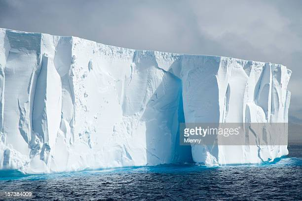 Antarctic Iceberg Detail
