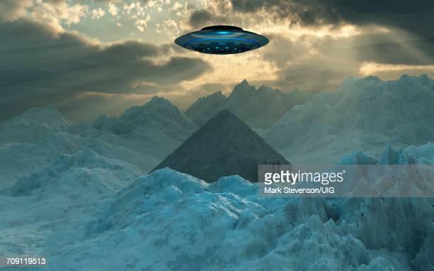 Antarctic Pyramid
