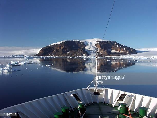 Antarctic reflection