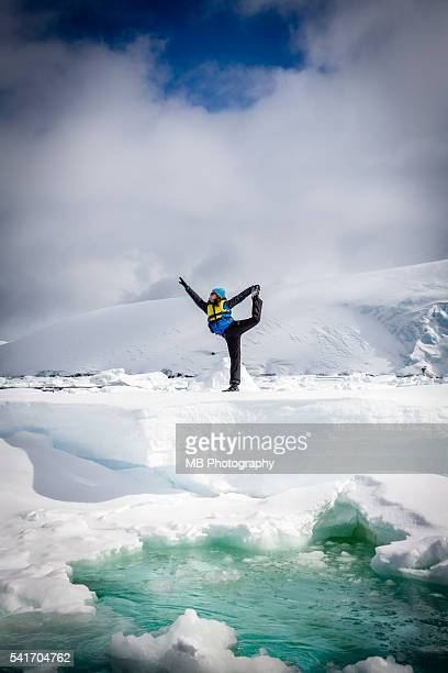 Antarctic Yoga
