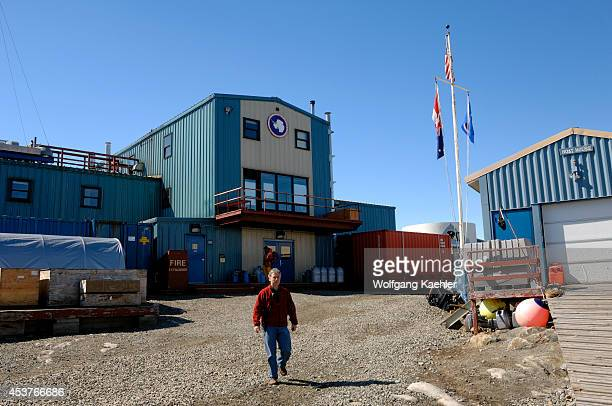 Antarctica Antarctic Peninsula United States Research Station Palmer Station