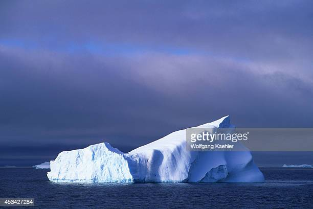 Antarctica Antarctic Sound Iceberg