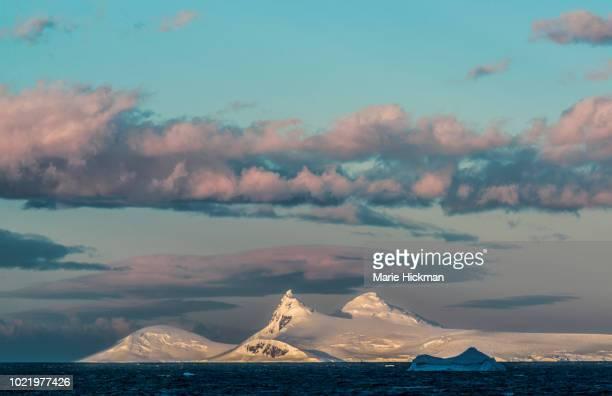 Antarctica Coastline