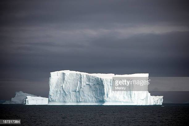 antarctica iceberg - south pole stock pictures, royalty-free photos & images