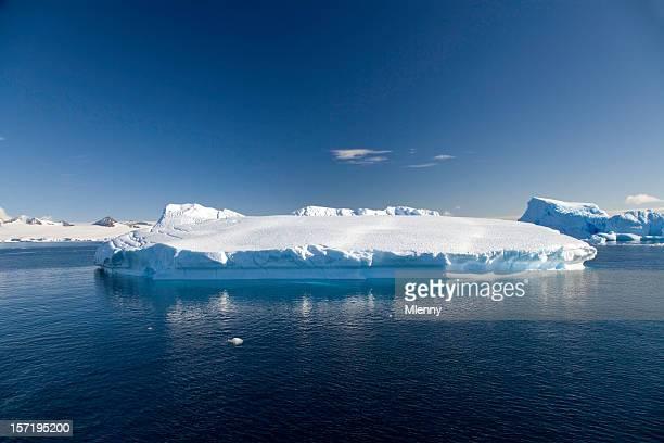 Antártida Icebergs