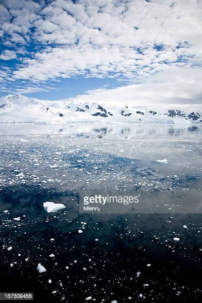 antarctica impression - mlenny stock pictures, royalty-free photos & images