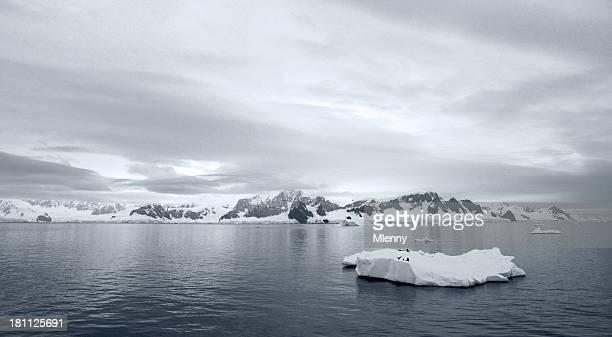 Antarctica Panorama High-Res XXL