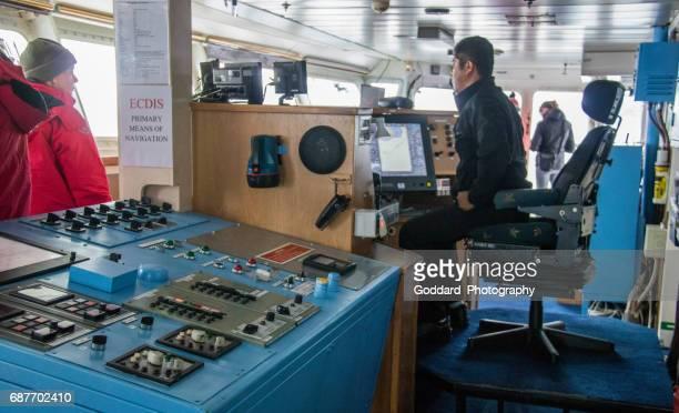 Antarctica: Ship's Bridge
