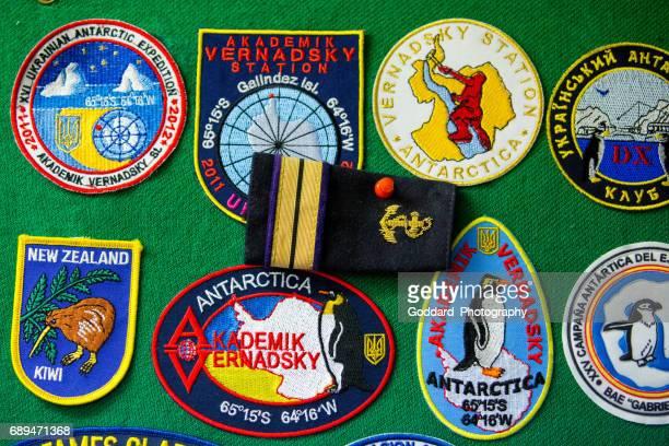 Antarctica: Vernadsky Research Base