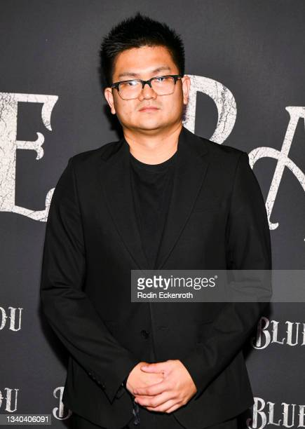 """Ante Cheng attends the Los Angeles Premiere of Focus Features' """"Blue Bayou"""" at DGA Theater Complex on September 14, 2021 in Los Angeles, California."""