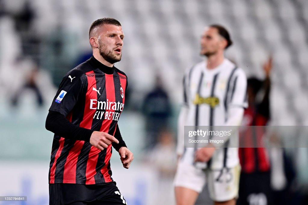 Juventus v AC Milan - Italian Serie A : ニュース写真