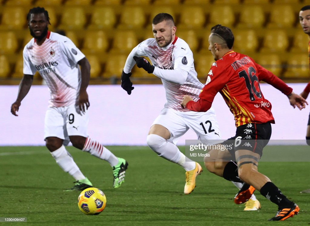 Benevento Calcio v AC Milan - Serie A : News Photo