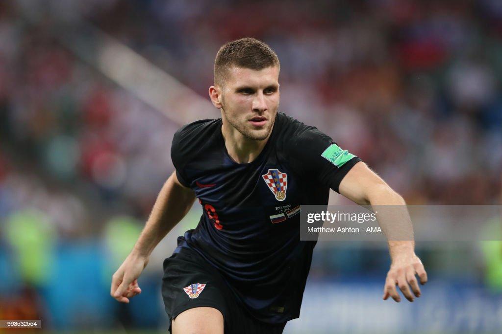 Russia v Croatia: Quarter Final - 2018 FIFA World Cup Russia : Nachrichtenfoto