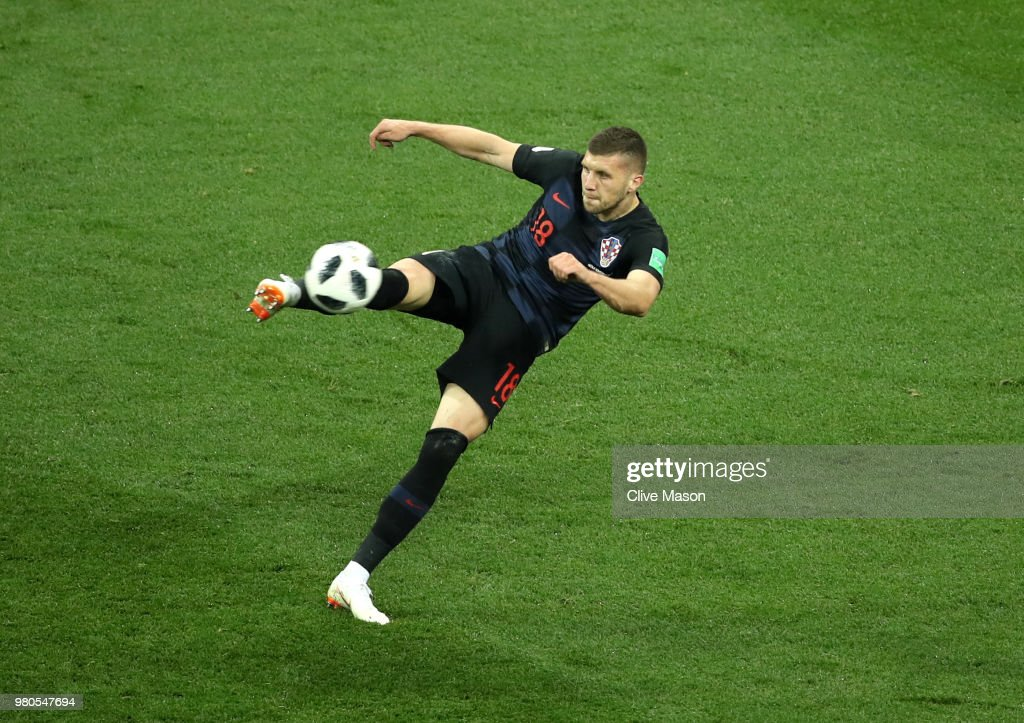 Argentina v Croatia: Group D - 2018 FIFA World Cup Russia : News Photo