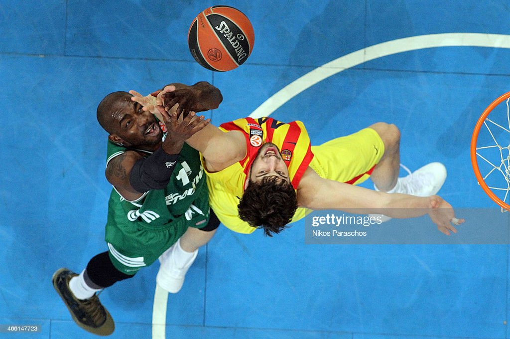 Panathinaikos Athens v FC Barcelona Regal - Turkish Airlines Euroleague Top 16