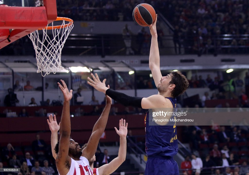 Olympiacos Piraeus v FC Barcelona Lassa - Turkish Airlines EuroLeague