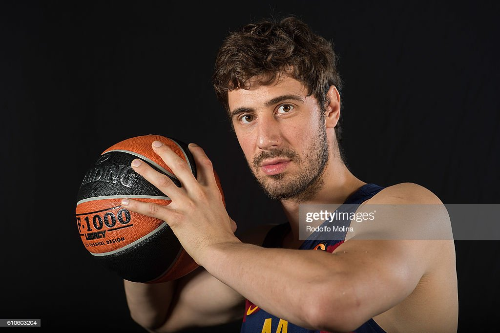 FC Barcelona Lassa 2016/2017 Turkish Airlines EuroLeague Media Day