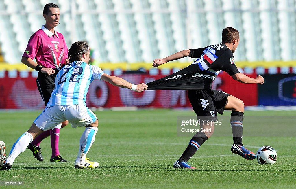 Pescara v UC Sampdoria - Serie A