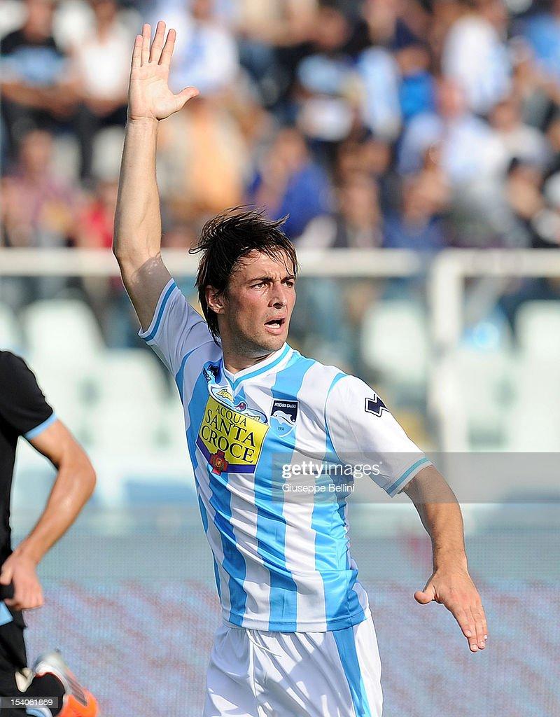 Pescara v S.S. Lazio - Serie A