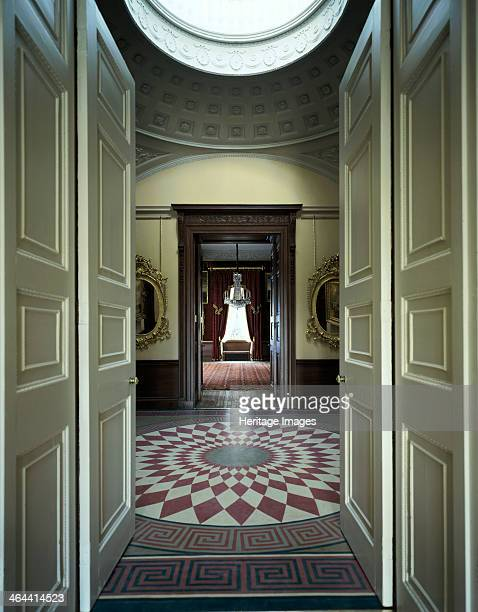 Antechamber to the Dining Room at Kenwood House Hampstead London 2000