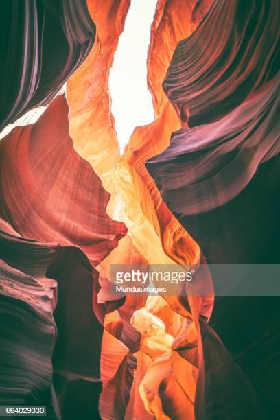 Antelope Canyon, Arizona, États-Unis