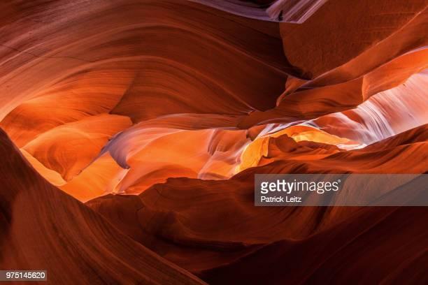antelope canyon, arizona, usa - アンテロープ渓谷 ストックフォトと画像