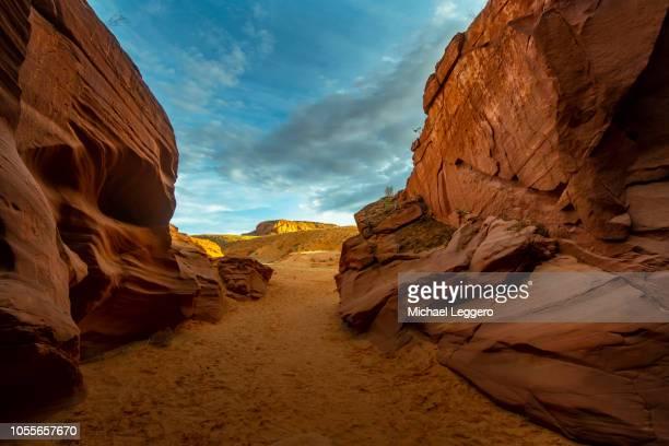 antelope canyon - スロット渓谷 ストックフォトと画像