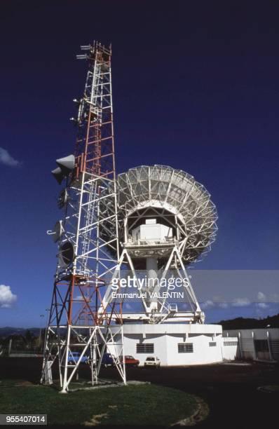 Antenne satellite aux TroisIlets en Martinique