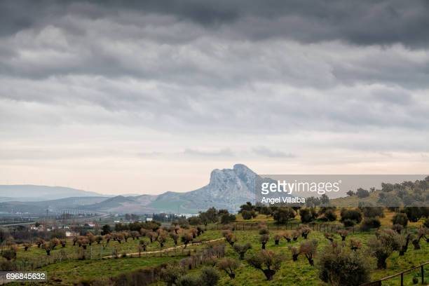 Antequera, mountain of lovers