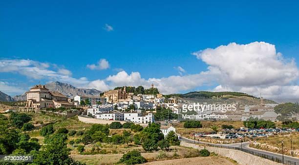 Antequera view from Puerta de Granada