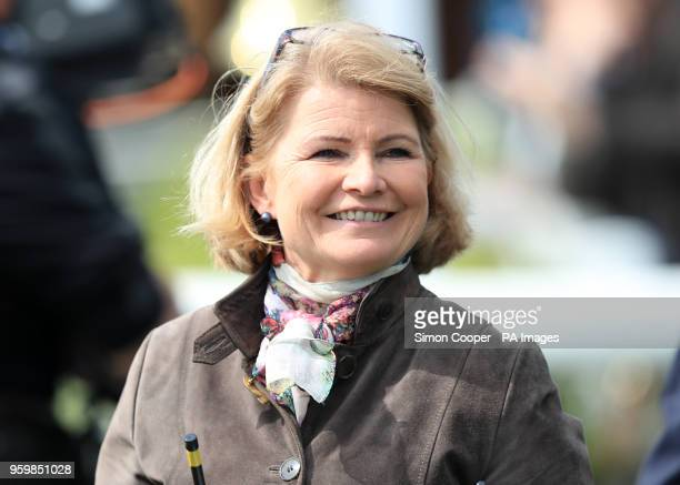 Anthea Morshead Assistant clerk of the course