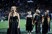 new plymouth new zealand anthem singer