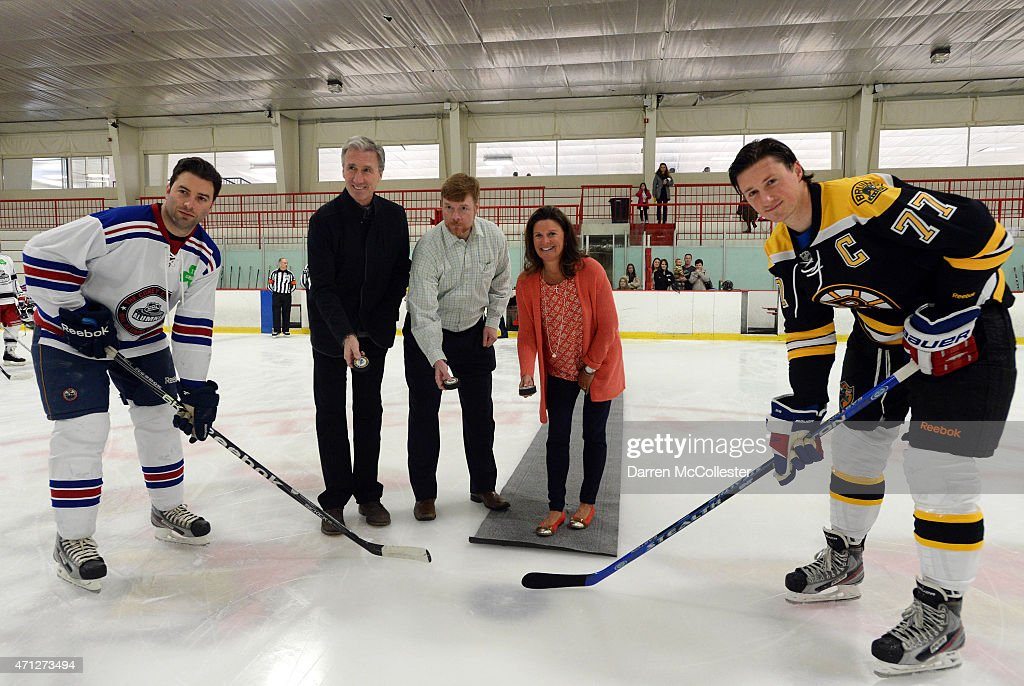 The Corey C. Griffin NHL Alumni Pro-Am Championship Game To Benefit Boston Children's Hospital