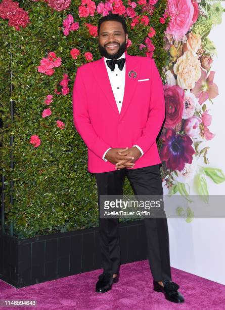 Anthony Anderson attends VH1's Annual Dear Mama A Love Letter To Mom at The Theatre at Ace Hotel on May 2 2019 in Los Angeles California