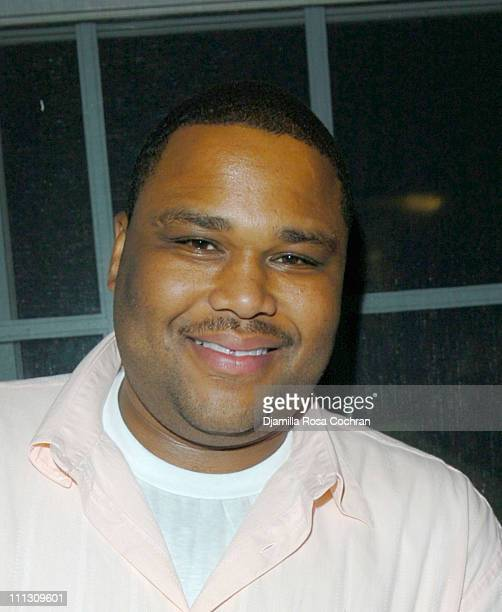 Anthony Anderson during Pirelli Watches and Hamptons Magazine Host the Golf Classic Party at Cain in Southampton, NY, United States.